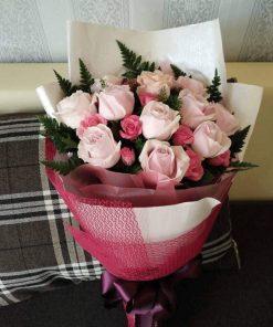 hoa bó 12