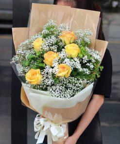 hoa bó 13