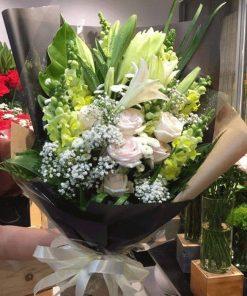 hoa bó 17