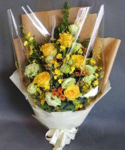 hoa bó 24