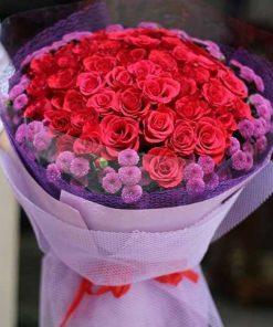 hoa bó 26