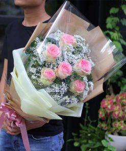 hoa bó 28