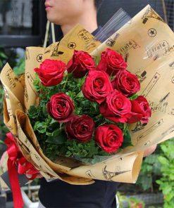 hoa bó 37