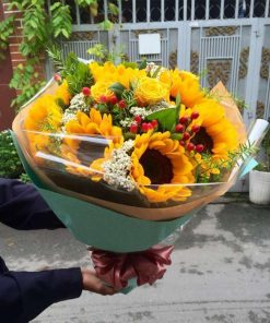 hoa bó 40
