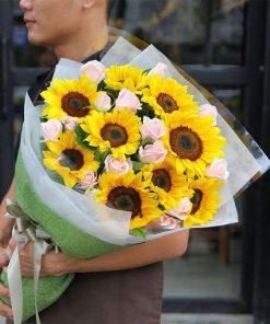 hoa bó 47