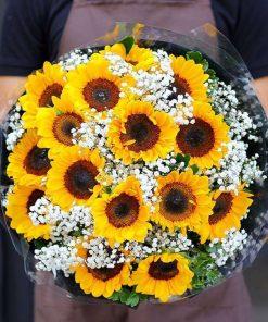 hoa bó 48