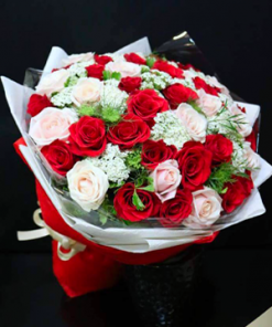 hoa bó 49