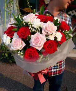 hoa bó 50