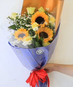 hoa bó 59