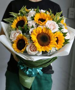 hoa bó 60