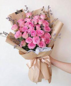 hoa bó 63