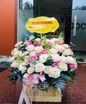 hoa giỏ 06