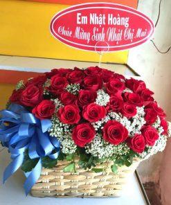 hoa giỏ 13