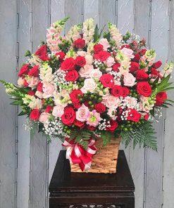 hoa giỏ 15