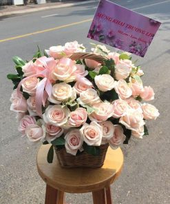 hoa giỏ 17