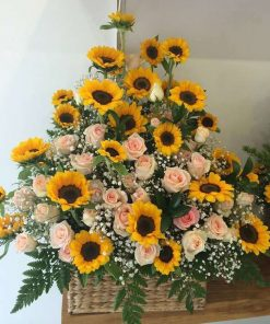 hoa giỏ 31