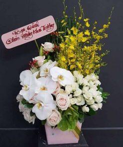 hoa giỏ 36