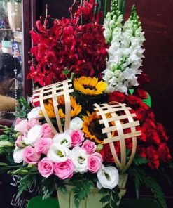 hoa giỏ 43