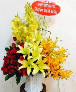 hoa giỏ 50