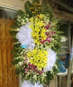 hoa tang lễ 30