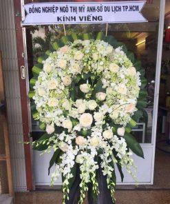 hoa tang lễ 40