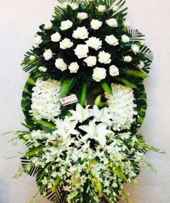 hoa tang lễ 45