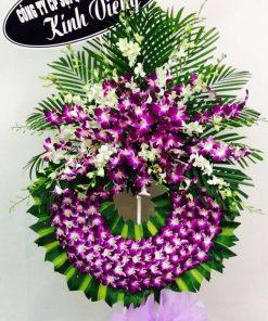 hoa tang lễ 50