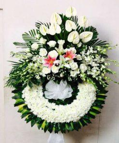 hoa tang lễ 58