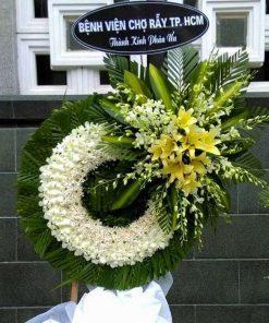 hoa tang lễ 61