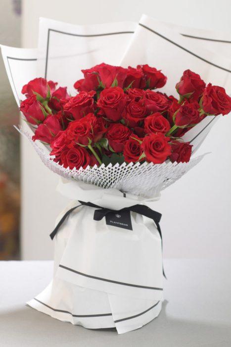 mẫu bó hoa tươi đẹp