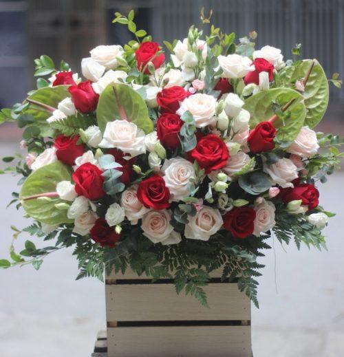 lẵng hoa đẹp dành tặng các dịp ý nghĩa nhất