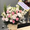 giỏ hoa tươi 71