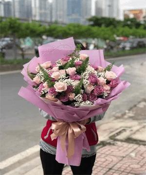 hoa bó 73