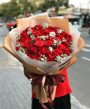 hoa bó 74