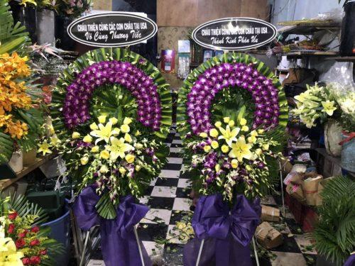 Giao hoa đám tang tận nơi tại Ninh Bình