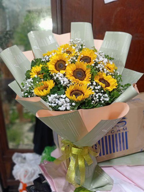 Mẫu hoa bó đẹp đa dạng