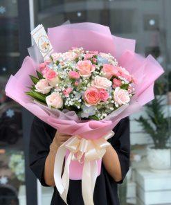 hoa bó bh 76