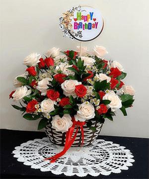 hoa sinh nhật 90