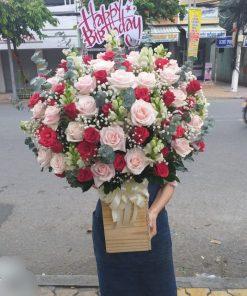 hoa sinh nhật hg 82