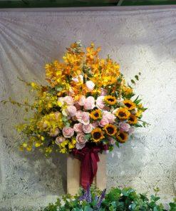 hoa sinh nhật hg 84