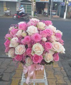 hoa sinh nhật hg 85