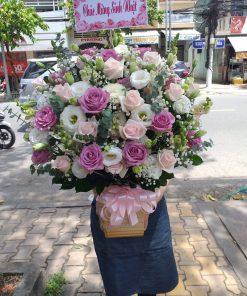 hoa sinh nhật hg 86