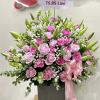 Giỏ hoa tươi 92