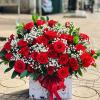 giỏ hoa tươi 95